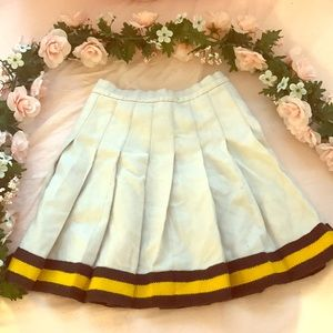 Vintage Cheerleader skirt
